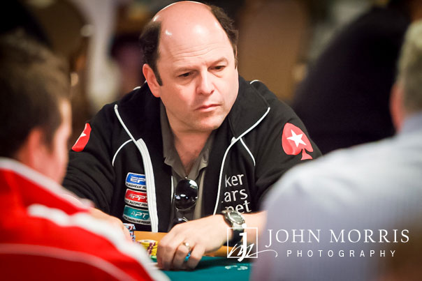 Jason Alexander at the WSOP Las Vegas