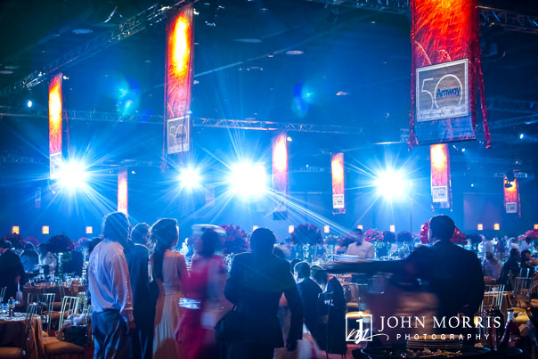 Awards Dinner at a Las Vegas Corporate Event