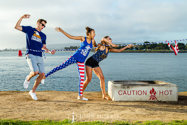 Fourth of July Fashion Photography Fun